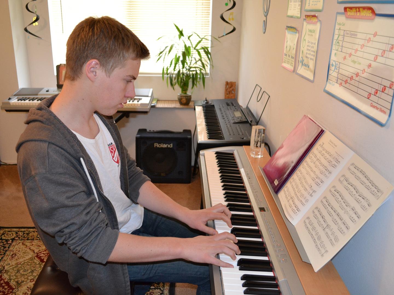 Piano & Accordion Lessons in San Diego CA, La Mesa CA  Piano