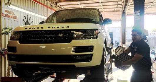 Land Rover Factory Schedule Maintenance Services Houston Tx - Range rover maintenance schedule