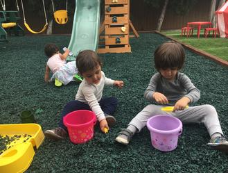 cognitive development and children playing