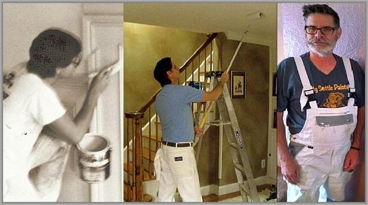 gary cymny career house painter 30 years