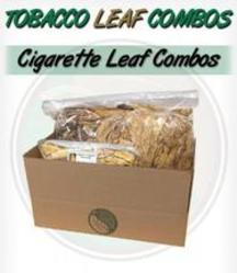 Mild Cigar Tobacco Leaf Combo Kit Roll Your Own Cigar Tobacco