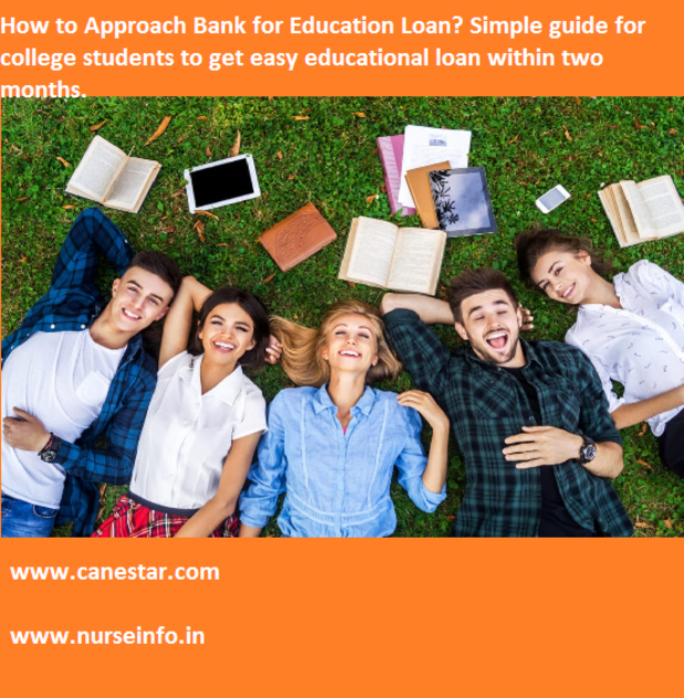 EDUCATION LOAN, COLLEGE STUDENTS, INDIA