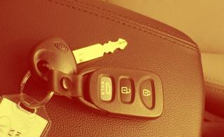 Automotive Car Key