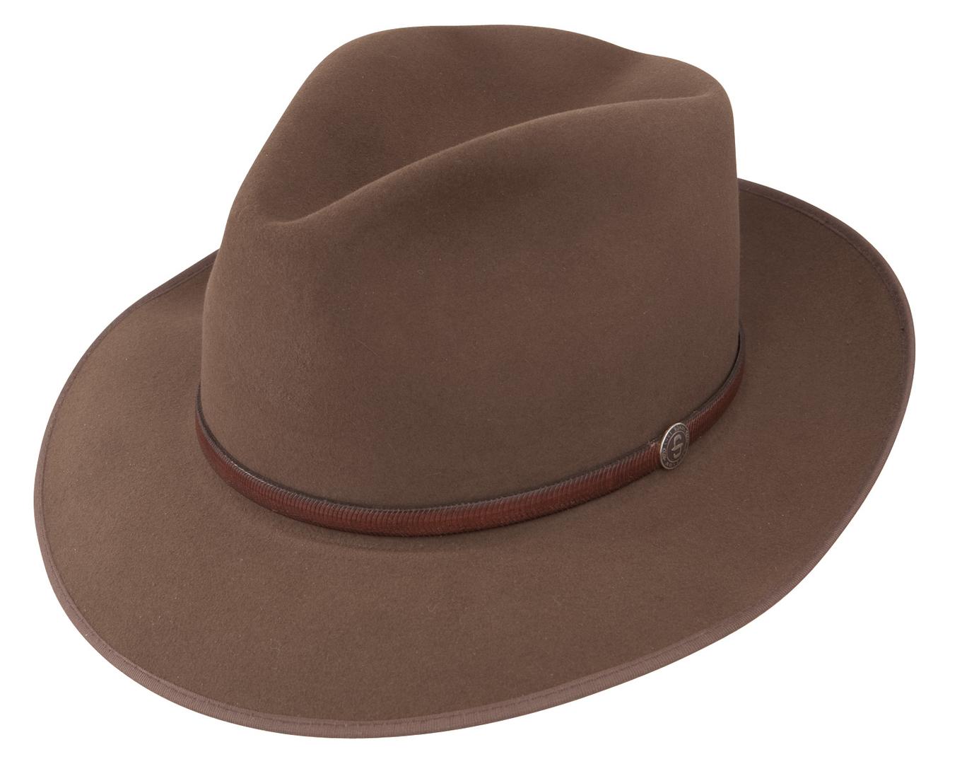 Felt Fedora Hats- Gangster hats- Heritage Hats Phoenix 3f7e3dbdafff