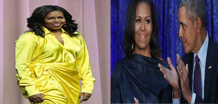 Michelle Obama voted the most admired woman