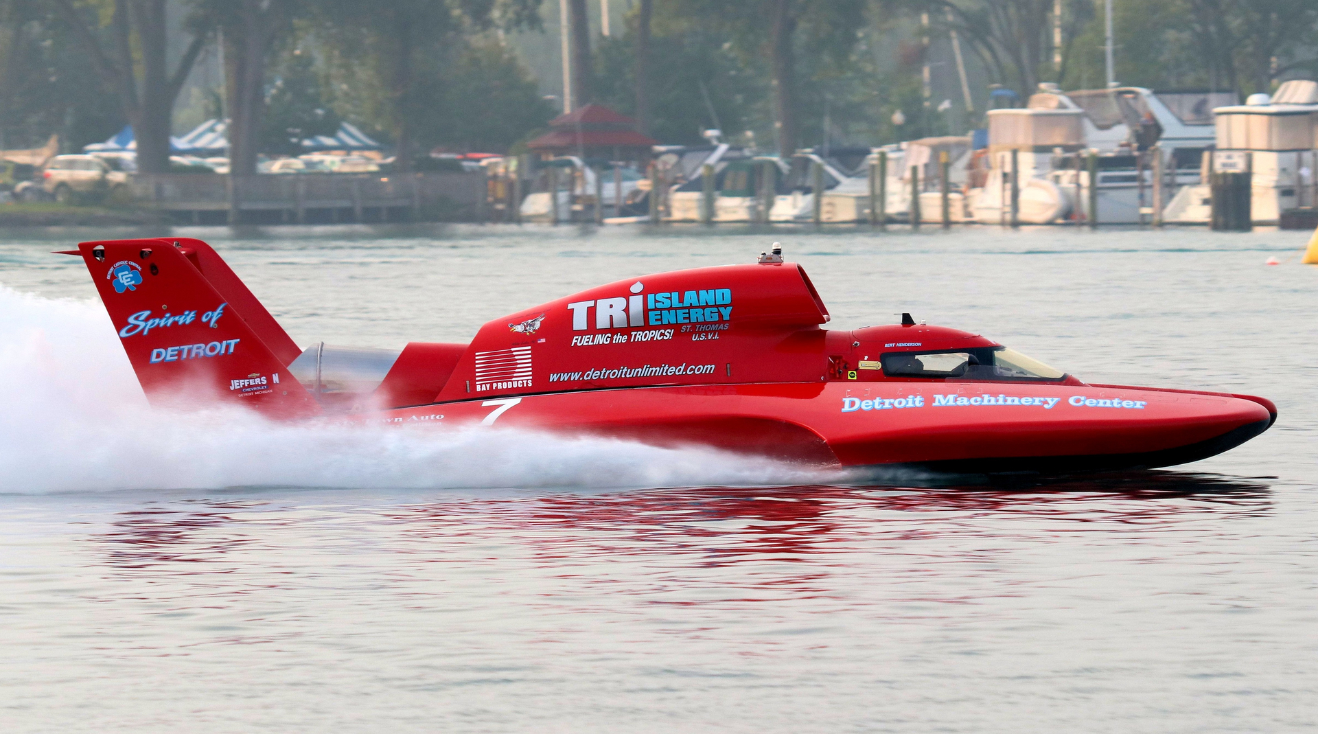 Unlimited Newsjournal - Hydroplane Racing, Hydroplanes, H1 Unlimited