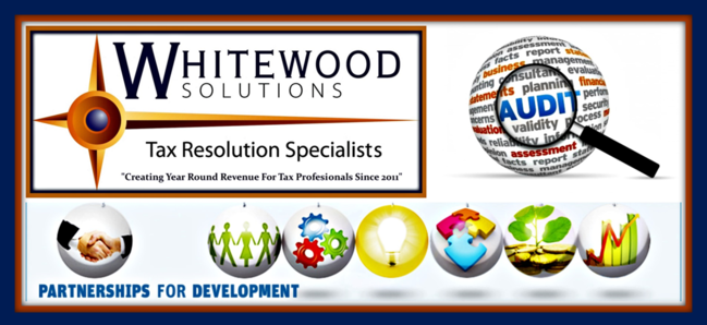 Tax Help Referral Programs - Whitewood Solutions