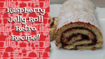 Raspberry Jelly Roll Retro Recipe, Noreen's Kitchen