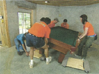 Moving Slate Pool Table Best Billiard Service - Pool table movers near me
