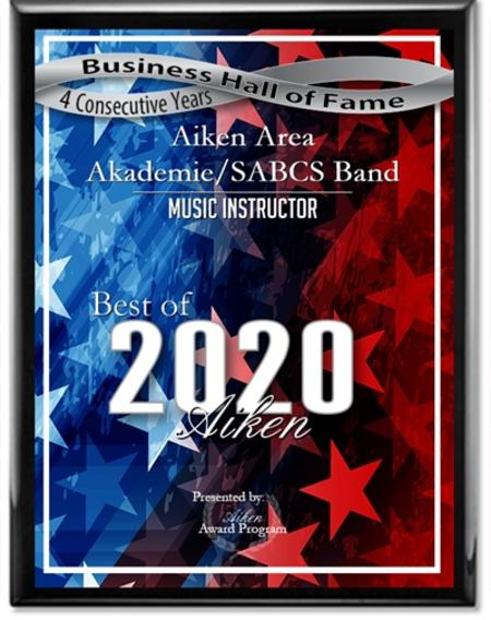 AAA/SABCS Home School Band is a band for homeschooled in the CSRA.