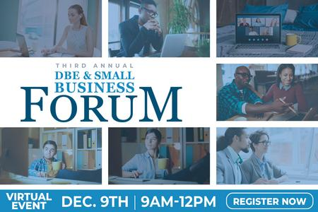 Third Annual DBE & Small Business Forum