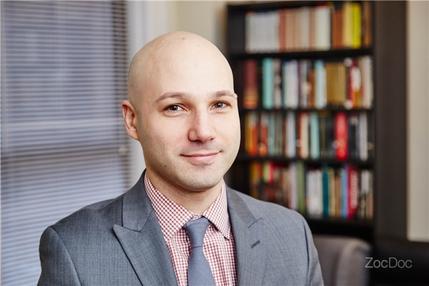 About Ziv Ezra Cohen, MD, Psychiatrist