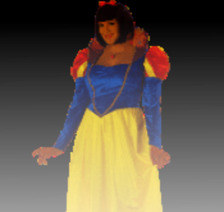 Snow White Disney style Princess Party