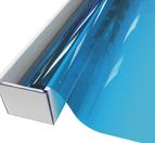 Solar Graphics window film cool blue 5620 picture image
