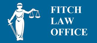 Fitch Law Office - Expungements, DUI, Domestic Violence