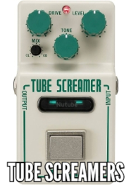 tube screamers