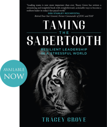 Taming the Sabertooth book