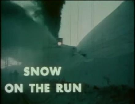 Snow on the Run screenshot.