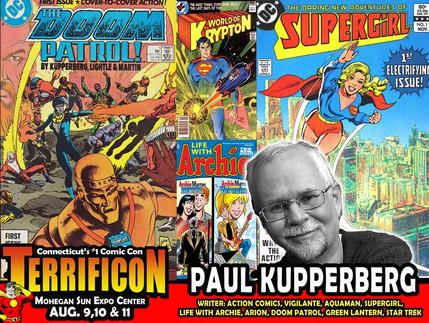 PAUL KUPPERBERG TERRIFICON