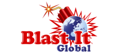 Blast It Global Logo