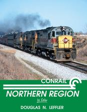 Conrail Northern Region In Color