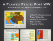 WWI A Flawed Peace PowerPoint
