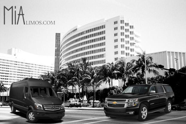 Miami Car Service Vehicles