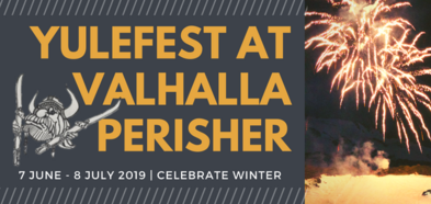 Yulefest at Valhalla