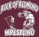 Redmond Oregon wrestling club logo brewfest