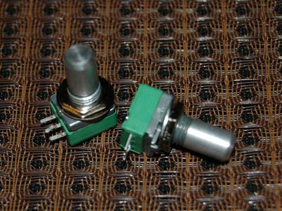 Volume Control Potentiometers