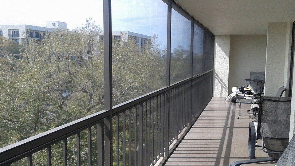 Affordable Rescreening LLC Condo & Apartment Screens