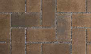 Unilock Permeable Paver In Eco-Priora Sierra Color Tumbled Finish