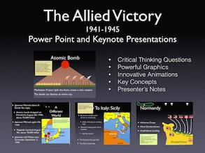 WWII The Allied Victory History Presentation