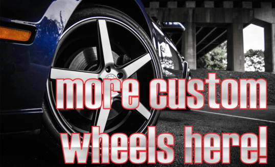 Lexus custom wheels Canton Akron Cleveland Ohio Chrome