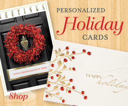 Shop Promo Joe Holiday Cards!