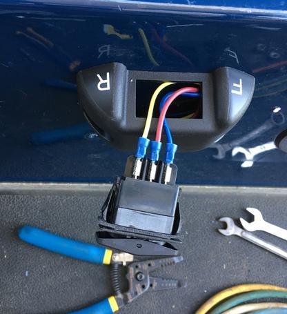 for club cart key switch wiring diagram reversing contactors  reversing contactors