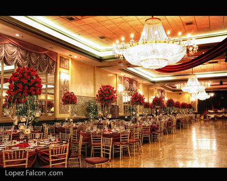 QUINCEANERA PARTY CENTERPIECES STAGE DECORATION MIAMI