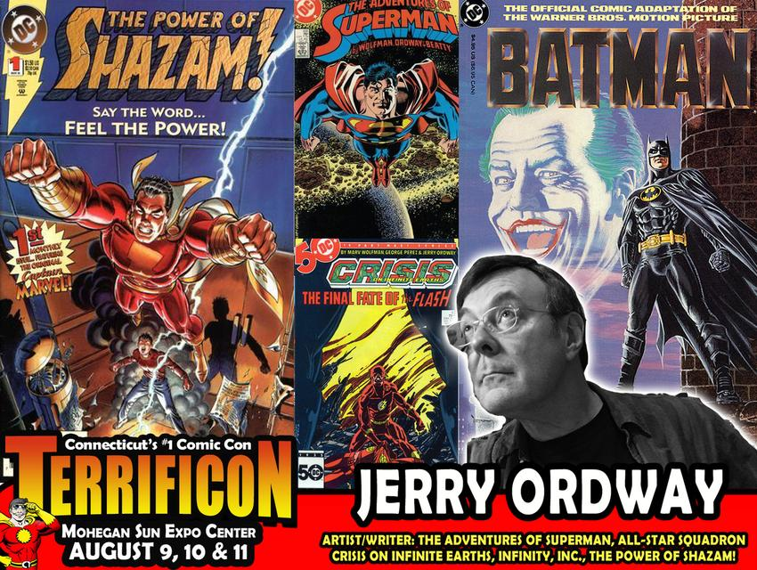 JERRY ORDWAY TERRIFICON