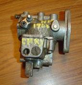 1968 20 hp. F288061-1 used Chrysler outboard carburetor