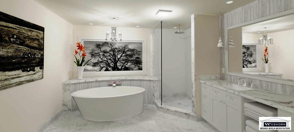Bathroom Design Services Master Bath Remodeling Design Build Shower Services  Weshorn Bath .