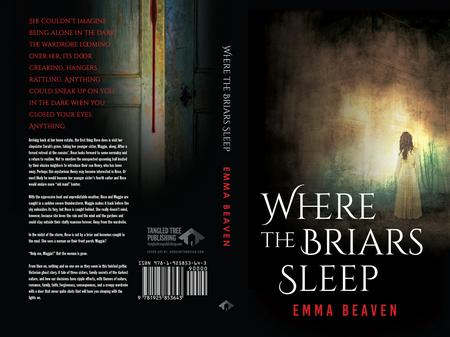 Where the Briars Sleep, by Emma Beaven Cover Reveal