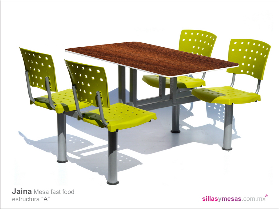 Muebles para comedores industriales