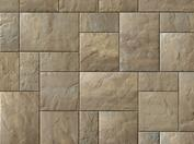 Unilock Concrete Paver Beacon Hill Flagstone Color Sierra