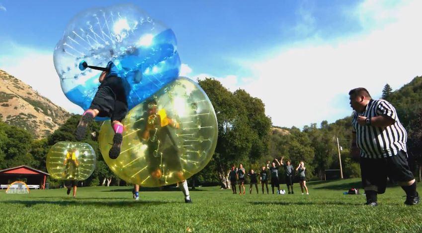 Bubble Soccer in LA & Orange County | LA Bubble Soccer