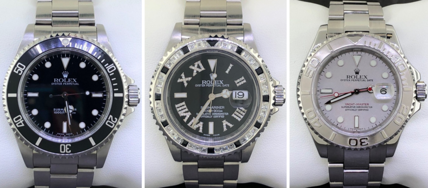 Rolex Professional Watches - Antwerp Diamonds of Roswell Georgia