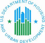 HUD HOUSING. No Section 8. LOGO
