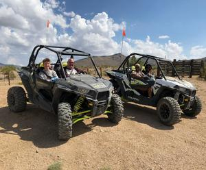 Example of RZR tours in Las Vegas, NV