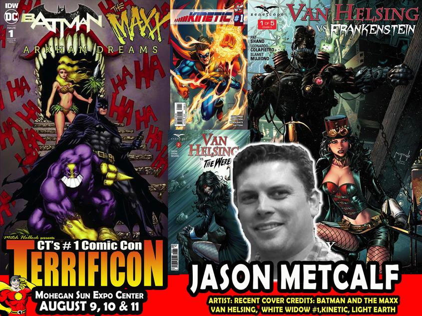 jason metcalf TERRIFICON