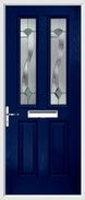 2 Panel 2 Square Door monza door