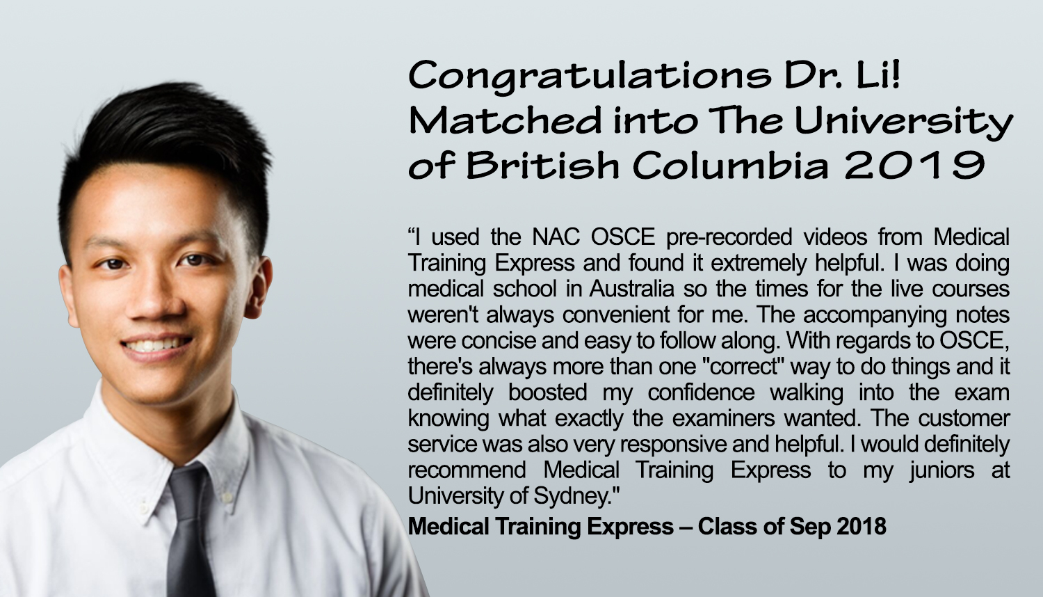 Medical Training Express